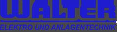 WALTER ELEKTRO- UND ANLAGENTECHNIK GMBH, Bochum Logo